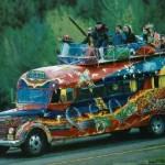 Ken Kesey and The Merry Prankster's Furthur Bus